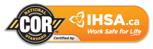 P&C General Contracting is IHSA COR Certified